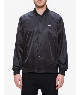 Blouson Obey Creeper Graphic Jacket Noir