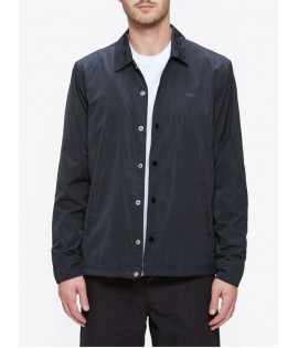 Veste Obey Baker Graphic Jacket Noir