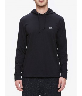 Sweat Obey Metier long sleeve Hoody Noir