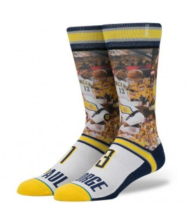 Chaussettes Stance Paul George Indiana Pacers NBA Legends
