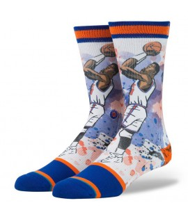 Chaussettes Stance Patrick Ewing New York Knicks NBA Legends
