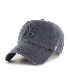 Casquette 47 Brand New York Yankees Clean Up Vintage Bleu