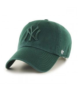 Casquette 47 Brand New York Yankees Clean Up Vintage Vert