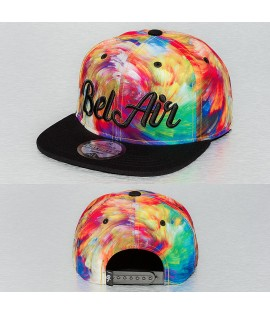 Casquette Just Rhyse Bel Air Snapback Cap Multicolore