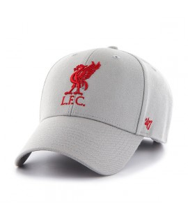 Casquette 47 Brand Liverpool Football Club MVP Gris
