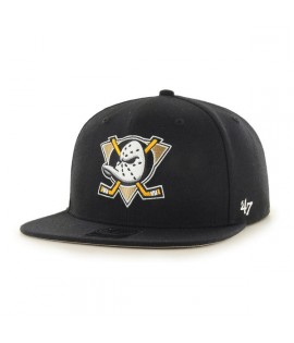 Casquette 47 Brand Mighty Ducks 47 Captain Noir