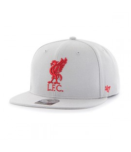 Casquette 47 Brand Liverpool Football Club EPL Captain Gris