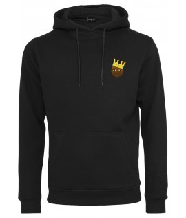 Sweat Capuche Mister Tee A Dream Biggie Hoody Noir