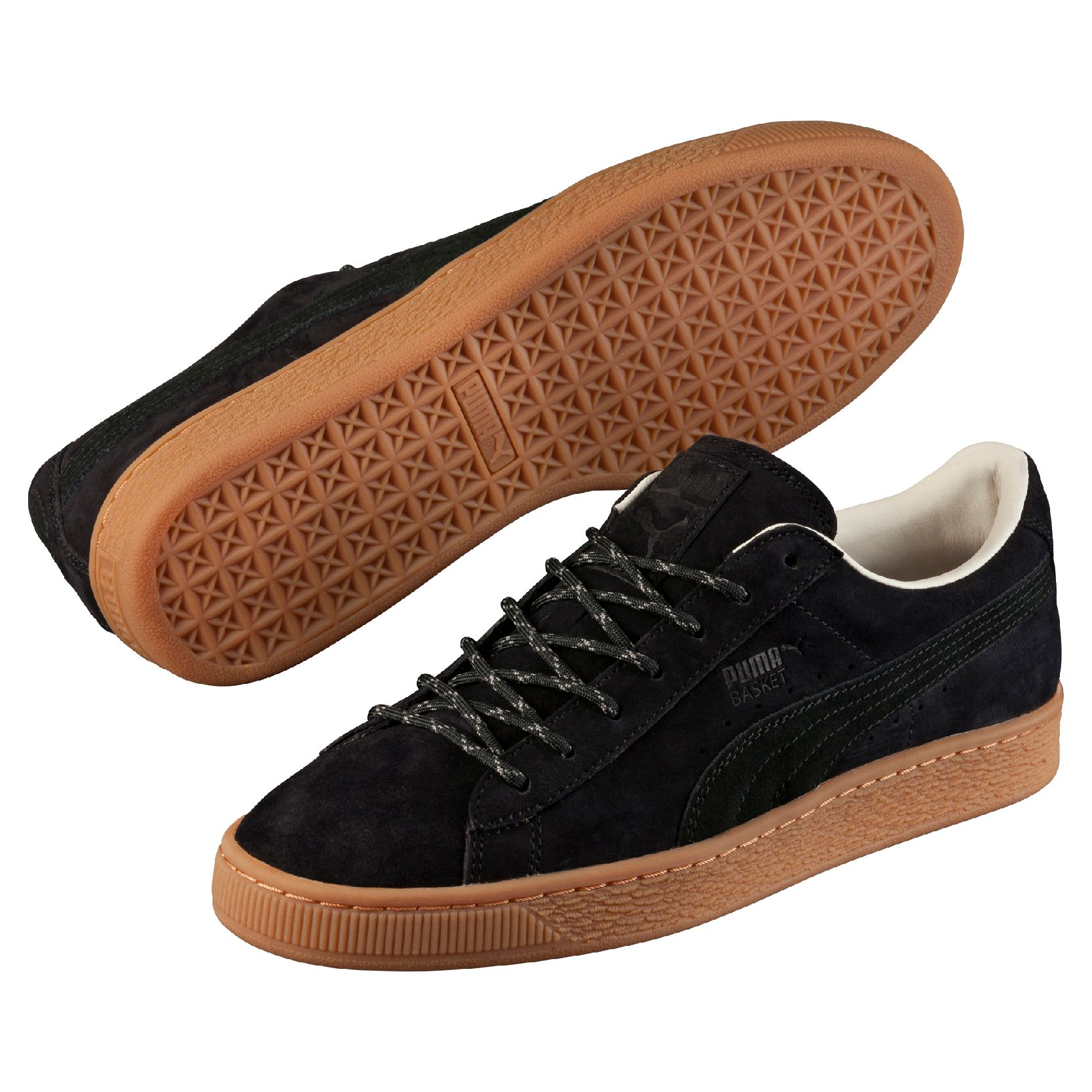 Puma Basket Classic Winterized - Femme Chaussures