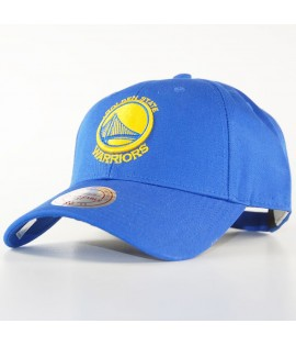 Casquette Courbée Mitchell & Ness Golden States Warriors NBA