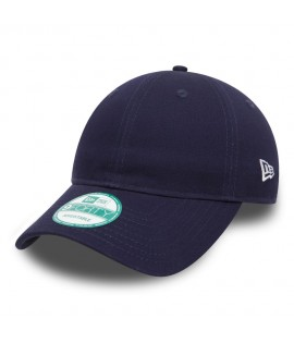 Casquette Incurvée New Era Unstructured 9Forty Bleu Marine