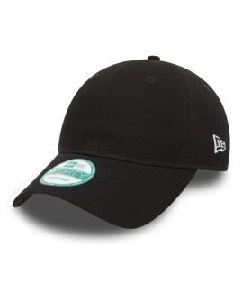 Casquette Incurvée New Era Unstructured 9Forty Noir