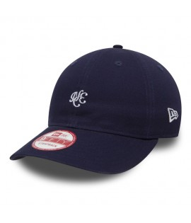 Casquette New Era 9Fifty Unstructured Bleu Marine