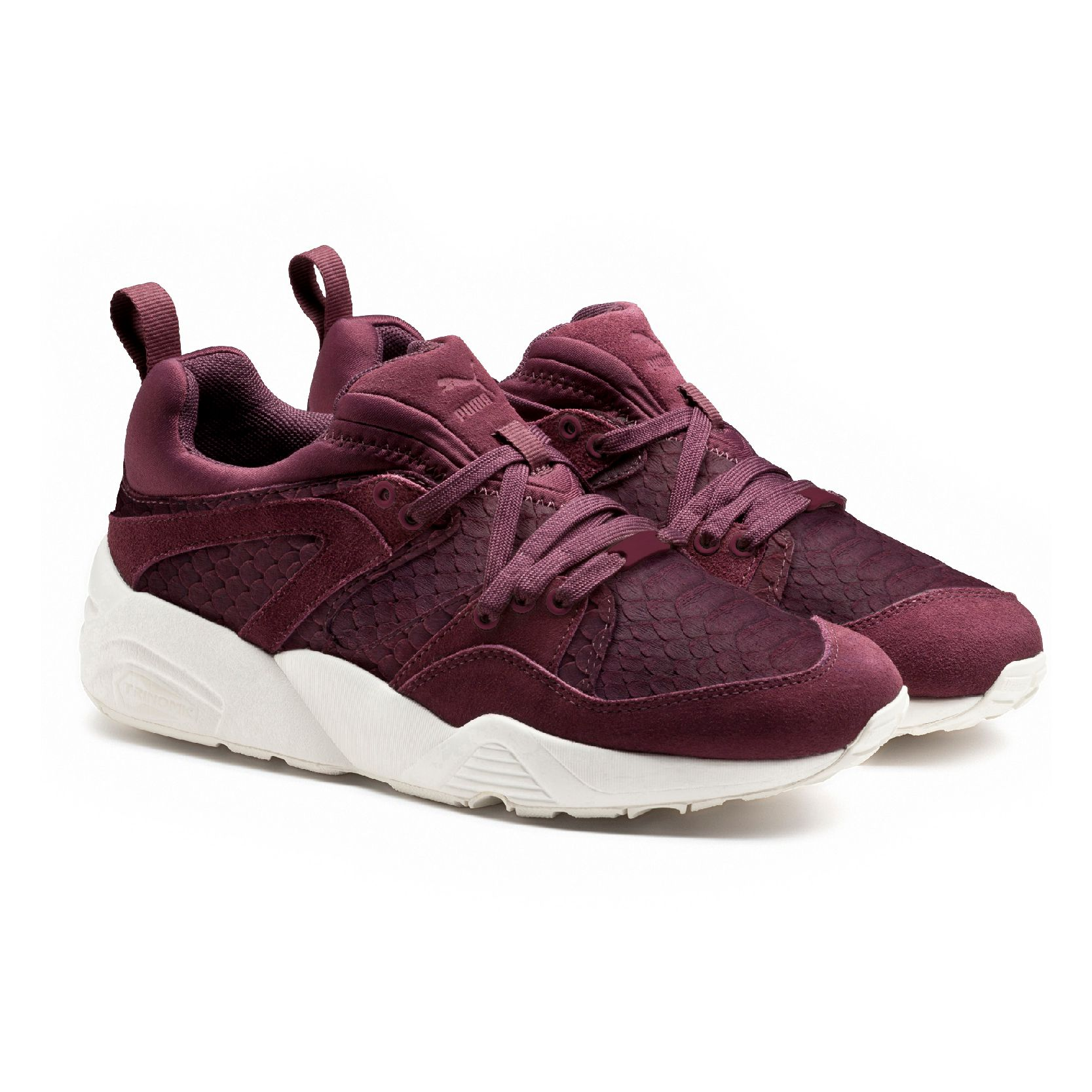Puma Rouge Bordeaux
