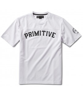 Maillot Football US Primitive Blanc World Wide Soccer Jersey