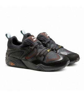 Baskets Puma Blaze Of Glory Select Camping Black Trinomic