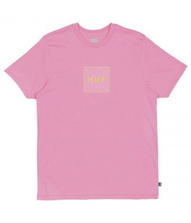 T-shirt HUF Box UV Tee Rose