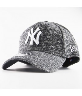 Casquette New Era New York Yankees 3930 Craft Jersey Grise Chiné NFL
