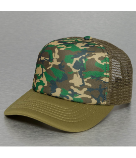 Casquette Trucker Cyprime Basic Cap Camouflage