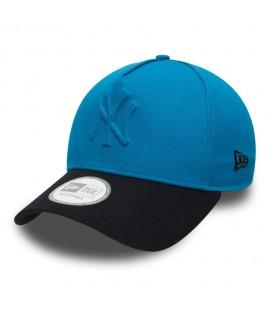 Casquette Trucker New Era NY Yankees Gel Infill Bleu