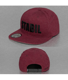 Casquette Snapback Just Rhyse Stabil Cap Rouge
