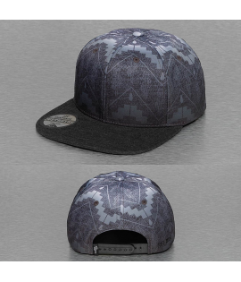 Casquette Snapback Just Rhyse Val Cap Gris