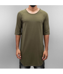 T-shirt Oversize Bangastic Stan Shaped Olive
