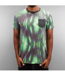 T-shirt Just Rhyse Digital Print Multicolore
