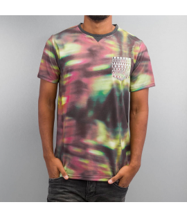 T-shirt Just Rhyse Digital Multicolore