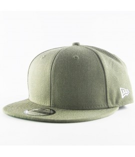 Casquette New Era NY Yankees Basic Heather Essential Olive