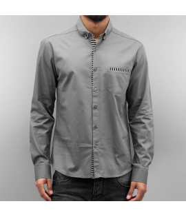 Chemise Cazzy Clang Delian Gris