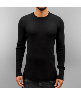 Pull Cazzy Clang Jaron Sweater Noir