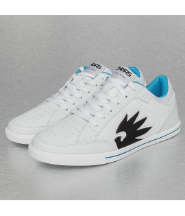 Baskets Dangerous DNGRS Logo II Sneakers Blanc