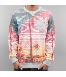 Sweat Just Rhyse Matanuska Crewneck Multicolore