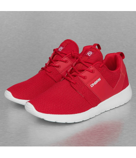 Baskets Dangerous DNGRS Mesh Sneakers Rouge