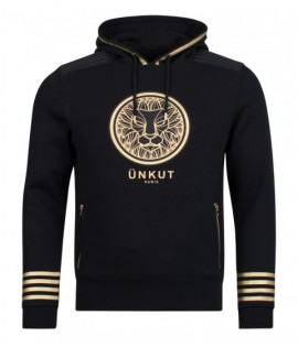 Sweat Capuche UNKUT Duke Noir - Or Hoody