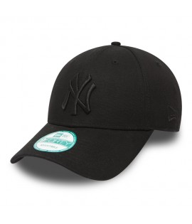 Casquette Incurvée New Era New York Yankees All Black 940