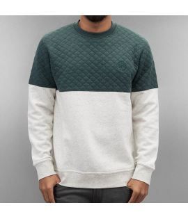 Sweat Just Rhyse On Top Crewneck Olive Gris