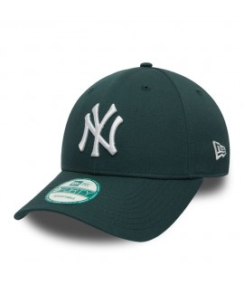 Casquette Adolescent New Era NY YANKEES Vert Youth 9Forty