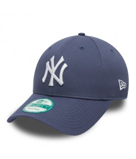 Casquette Adolescent New Era NY YANKEES Gris Ardoise Youth 9Forty