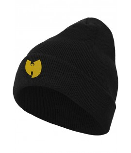Bonnet Wu Wear Beanie Wu Tang Clan Noir - Gold