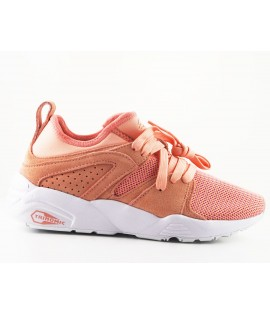 Baskets Puma Blaze Of Glory Soft Tech Pink Rose Trinomic