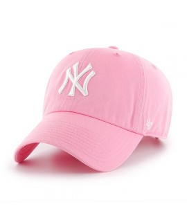 Casquette 47 Brand New York Yankees Clean Up Rose
