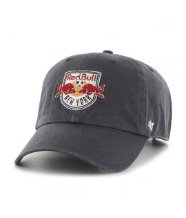 Casquette 47 Brand Red Bull New York MLS Clean Up Bleu Marine