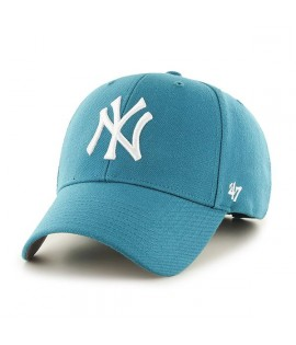 Casquette 47 Brand New York Yankees MVP Turquoise