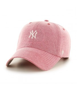 Casquette 47 Brand New York Yankees Monument Salute Clean Up Rouge