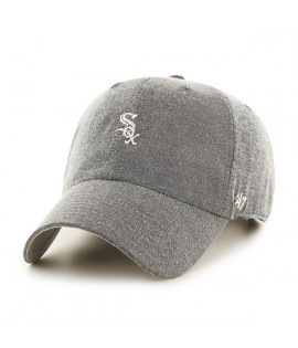 Casquette 47 Brand Chicago White Sox Monument Salute Clean Up Gris
