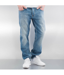 Jean Straight Fit Ecko Unltd. Soo Bleu Clair