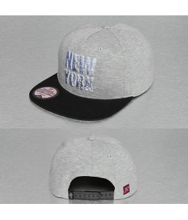 Casquette Just Rhyse New York Style Cap Gris