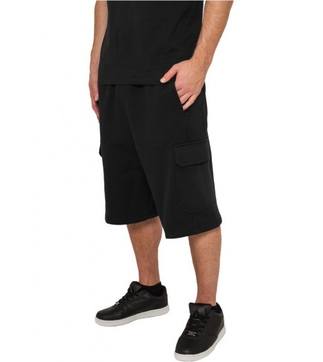 Short Cargo sweatpants URBAN CLASSICS Noir